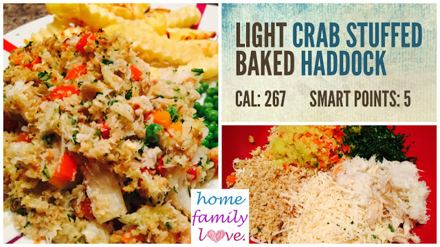 A Weight Watcher's and family friendly easy meal.