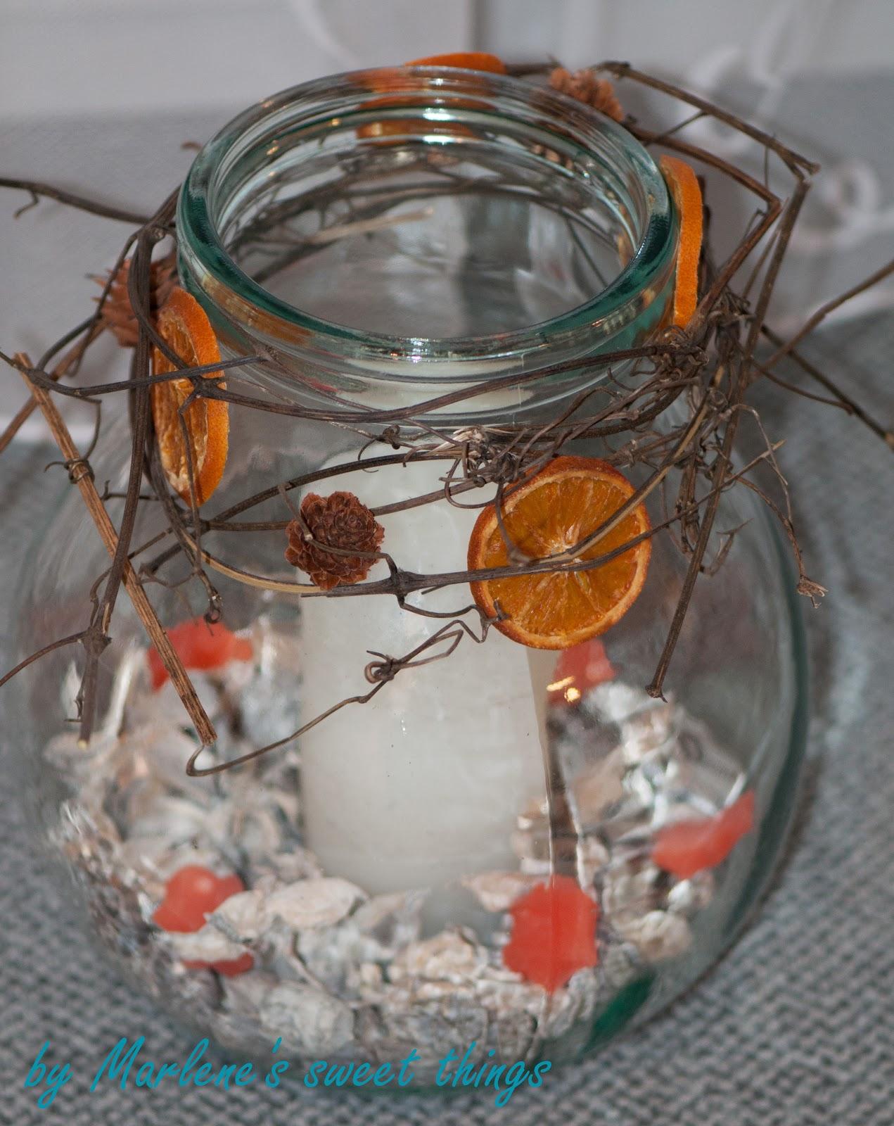 marlene 39 s sweet things weihnachtsdeko. Black Bedroom Furniture Sets. Home Design Ideas