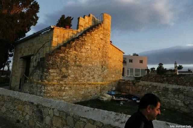 Astaghfirullah, Masjid Siprus Yunani Dibakar Oknum