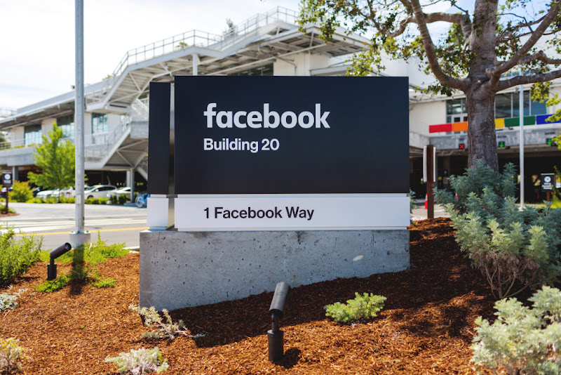 Facebook's ranking drops in 'best places to work' list