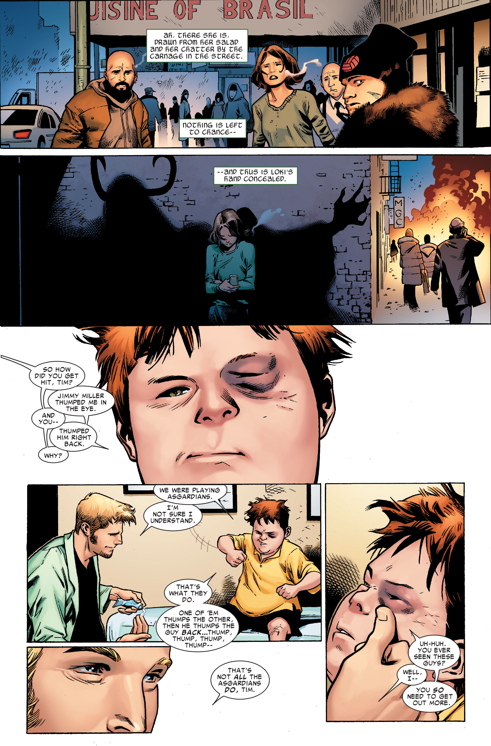 Thor (2007) Issue #600 #13 - English 9