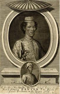 Pada 1682 Banten Pernah Mengirimkan Duta Besarnya ke Inggris.