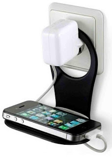 GKP PRODUCTS Mobile Charging Stand Wall Holder