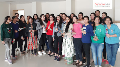 Womens Day Celebrations at SynapseIndia
