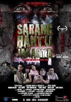 Download Film Sarang Hantu Jakarta 2014 Tersedia