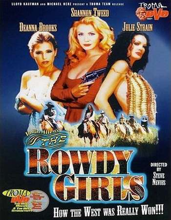 The Rowdy Girls 2000 Dual Audio 750MB UNRATED DVDRip [Hindi – English] ESubs
