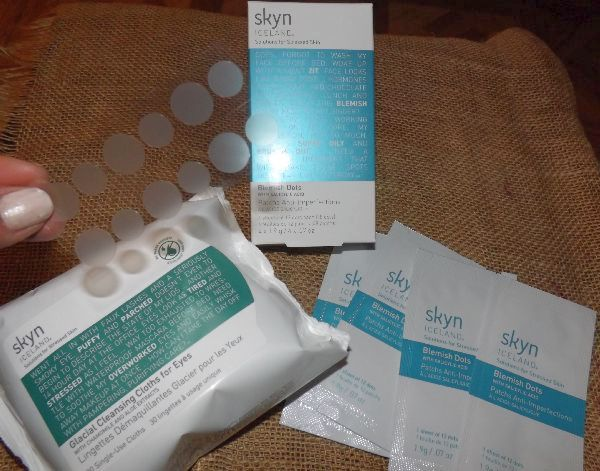 skyn ICELAND Cleansing Cloths for Eyes