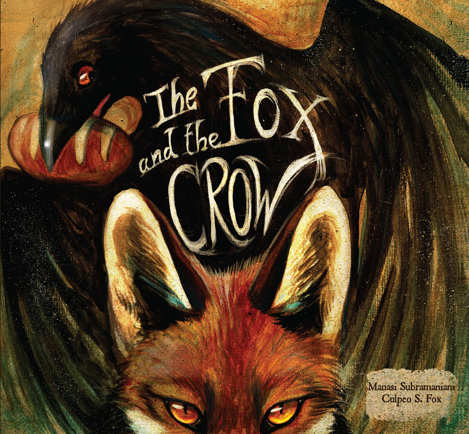 The fox and the crow is our book of the month and is available at 20 off till aug 31st at
