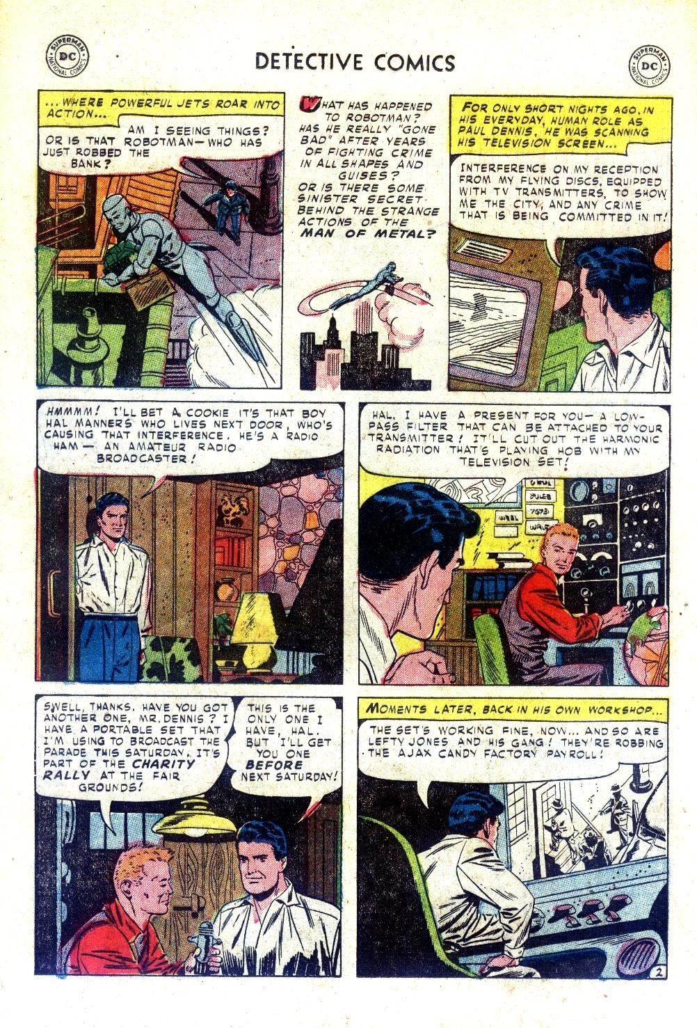 Read online Detective Comics (1937) comic -  Issue #188 - 18