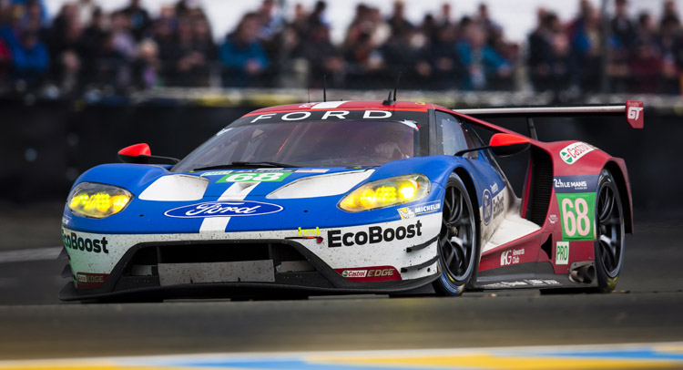 Ford Says New GT Will Keep On Racing Until 2019