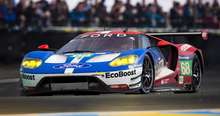 ford says new gt will keep on racing until 2019. Black Bedroom Furniture Sets. Home Design Ideas