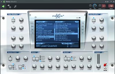 descargar nexus para fl studio
