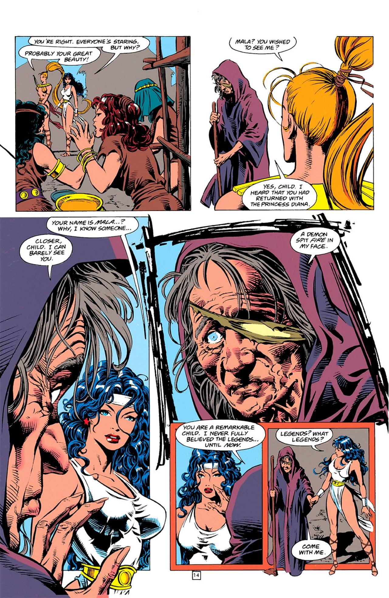 Read online Wonder Woman (1987) comic -  Issue #0 - 15