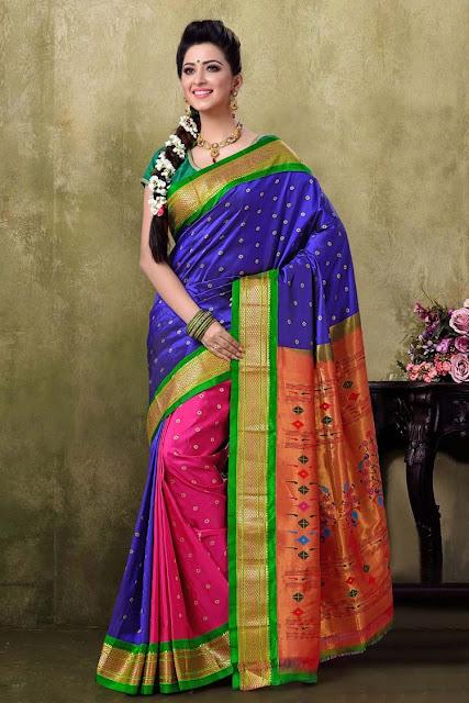 Paithani Saree The Pride Of Maharashtra Richest Sarees
