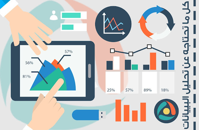 مسار تحليل البيانات