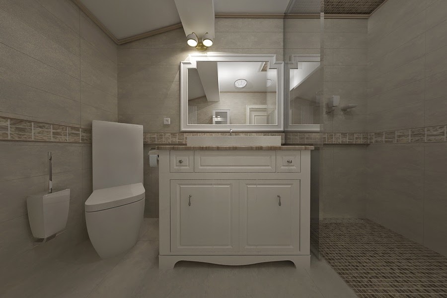 design interior baie de lux