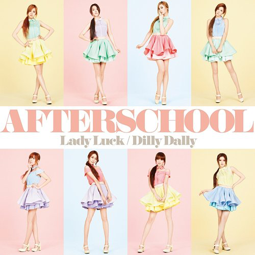 [Single] After School – Lady Luck/Dilly Dally (Japanese) (FLAC)