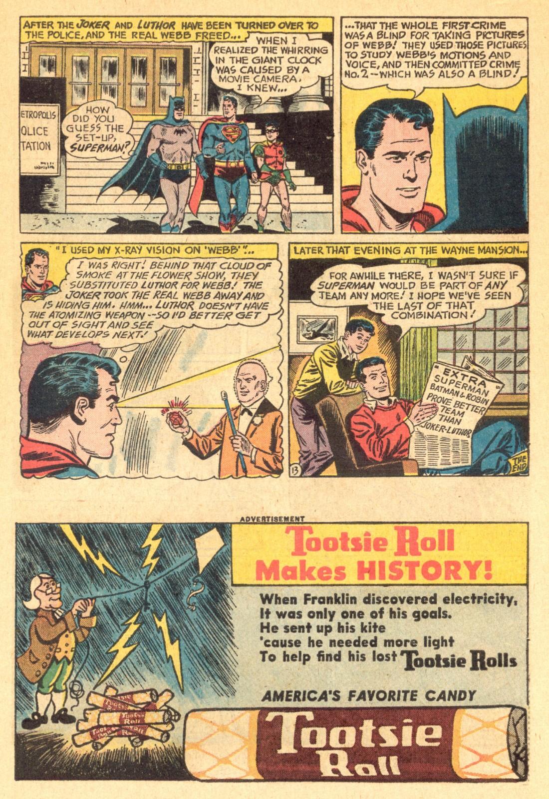 Read online World's Finest Comics comic -  Issue #129 - 15