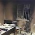 Atacan e Incendian Capilla con Bombas Molotov en Medio de una Conmemoración en Concepción, Chile