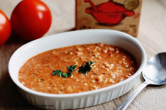 Zupa pomidorowa sys