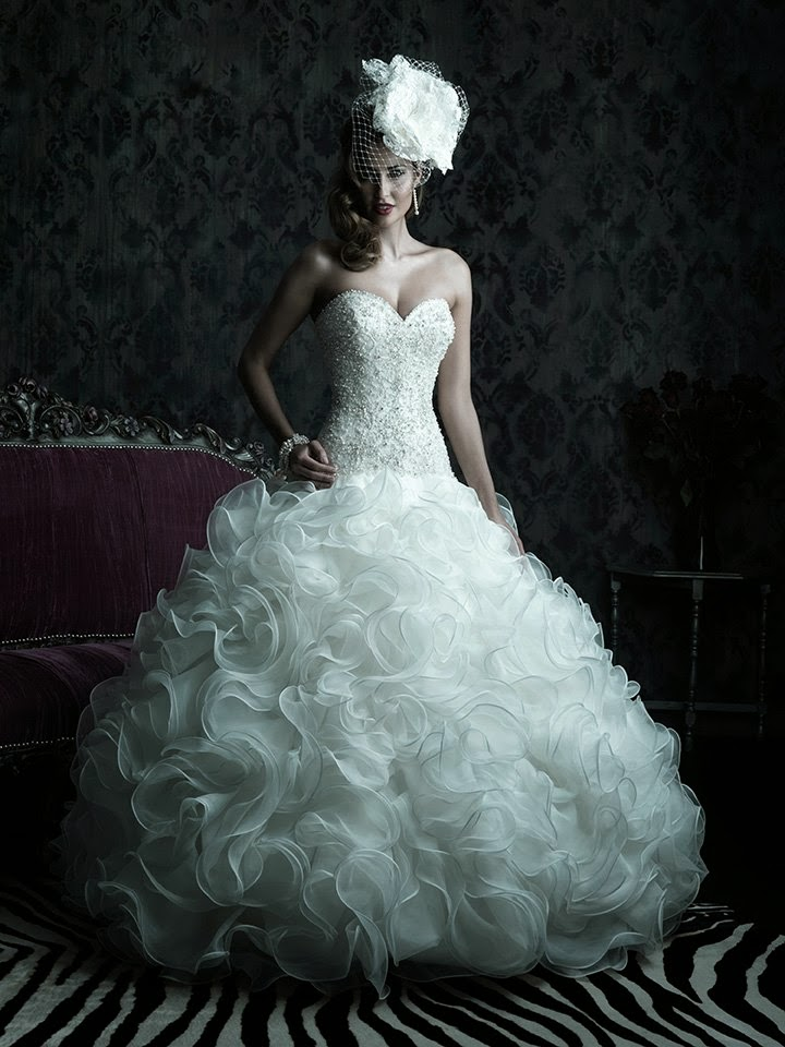 Allure Brides 十二月 2013