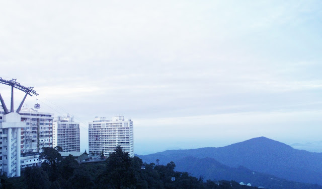 Foto Keindahan Wisata Genting Highland Malaysia