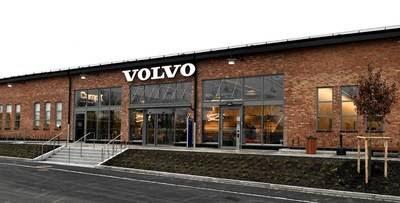 Volvo molda indústria de transporte