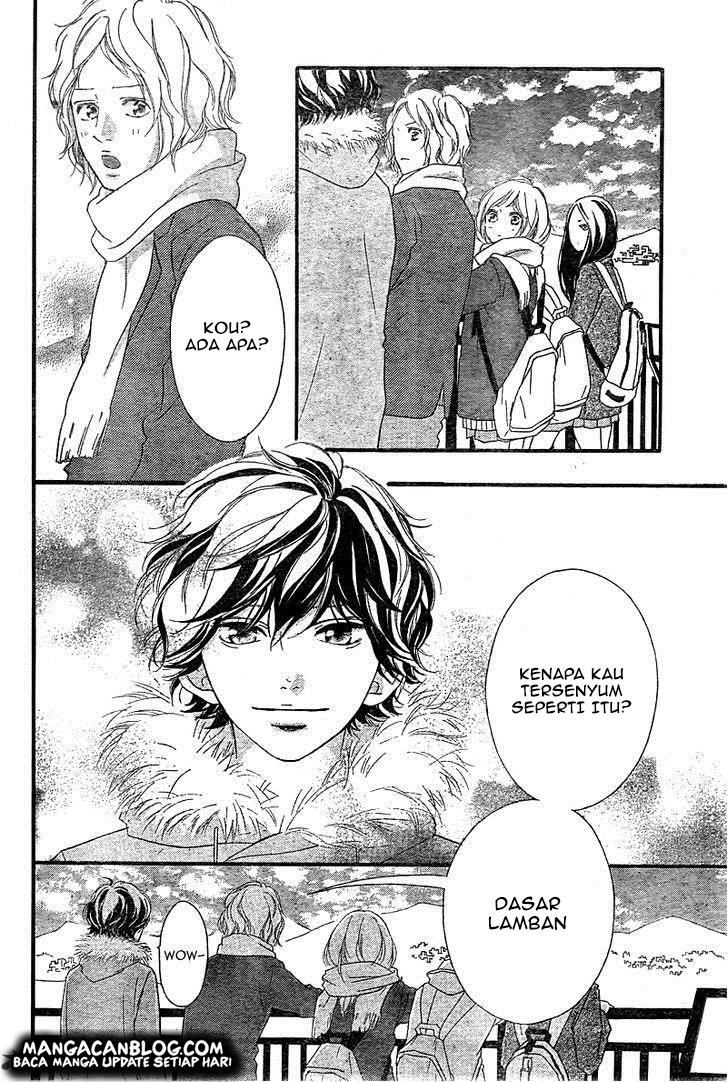 Ao Haru Ride Chapter 38-36