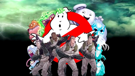 Who you gonna kickstart? Ghostbusters!
