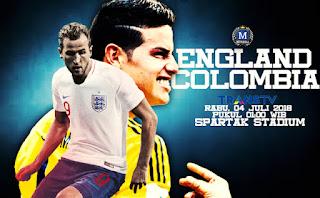 مشاهدة مباراة انجلترا ضد كولومبيا بث مباشر اليوم الثلاثاء 3-7-2018 كأس العالم 2018