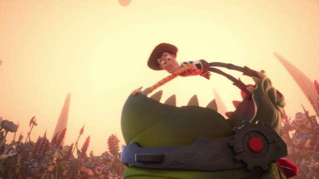 Toy Story: El tiempo perdido (2014) HD 1080p Latino