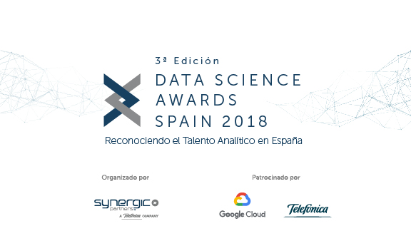 ¡Llega la 3ª edición de los Data Science Awards Spain!