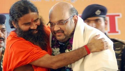 कांग्रेस का दावा ; शाह और रामदेव ने रची रावत सरकार गिराने की साजिश