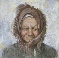 """Miti e leggende Russia: Babushka la """"Donna del Natale"""""""