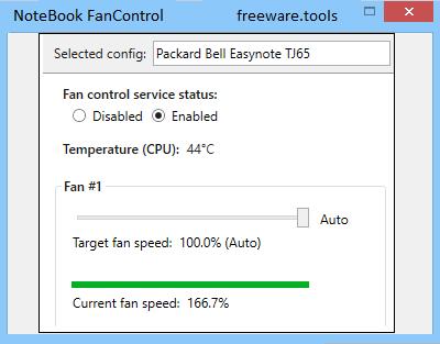 Fan Control Software