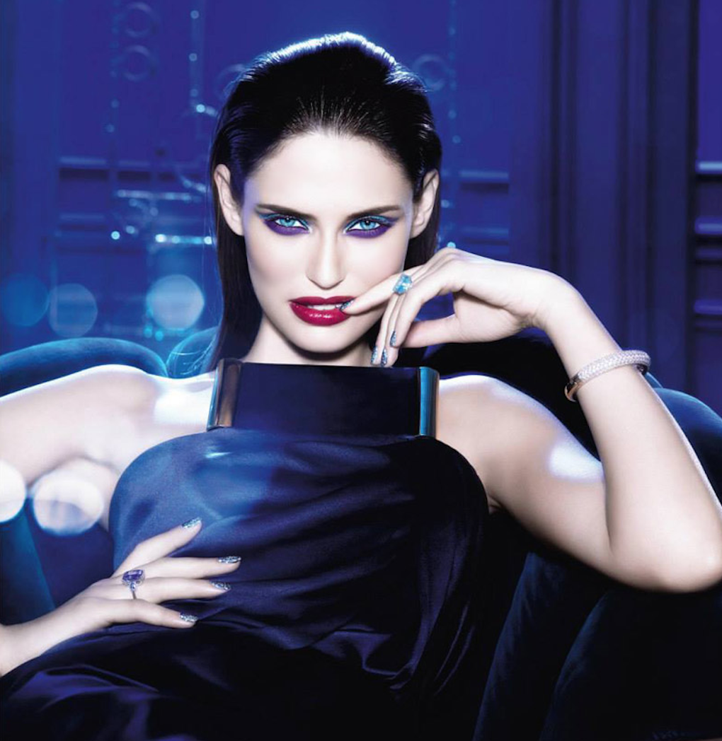 BIANCA BALTI for  L'Oreal Paris'limited edition holiday line, Million Carats