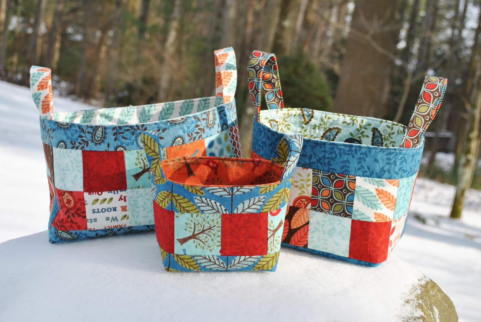 Sweet Jane's Quilting : quilted basket pattern - Adamdwight.com