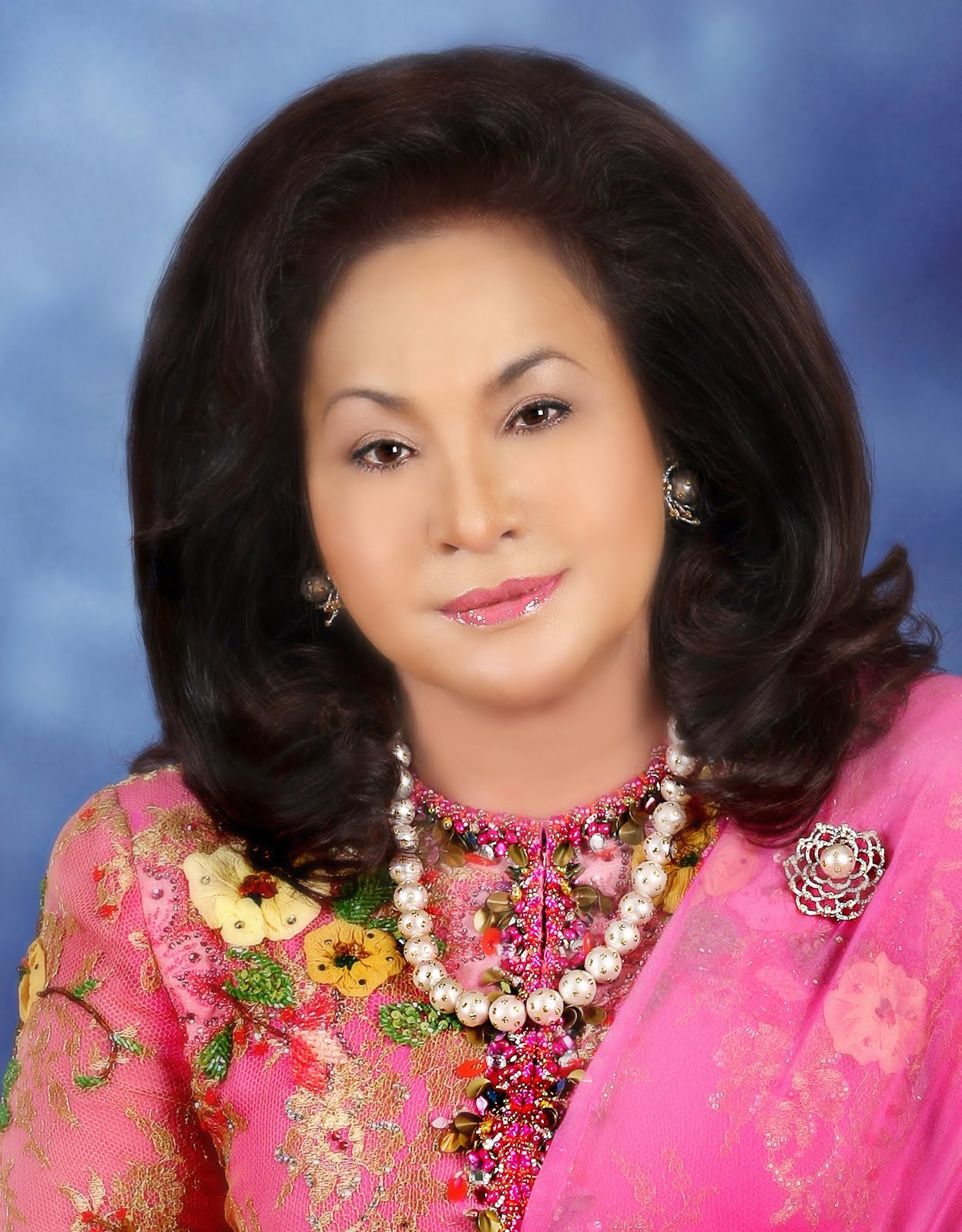 Datin Rosmah Photoshop
