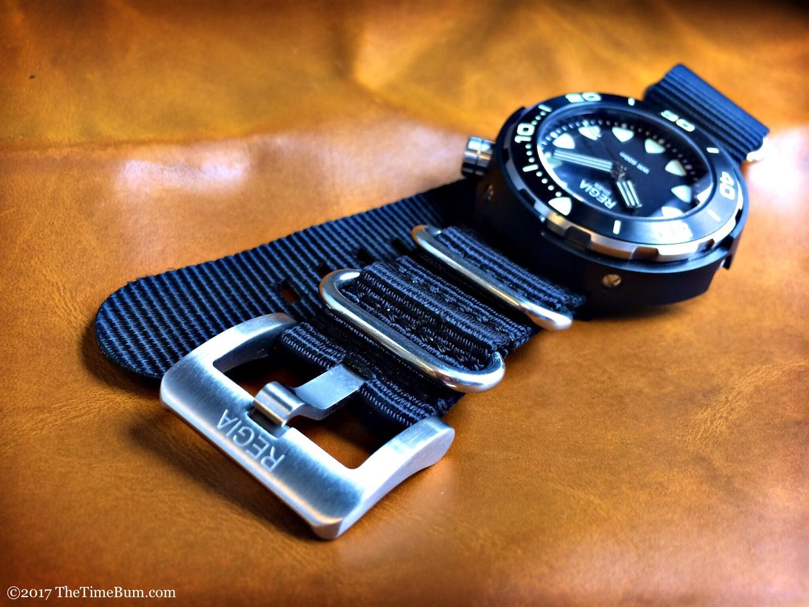 Regia Armour Fish strap