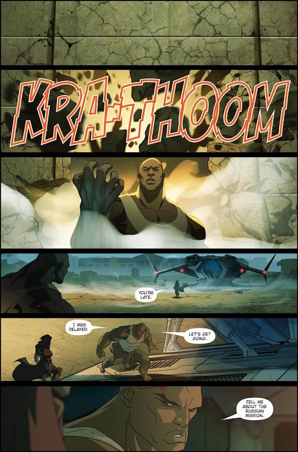overwatch comics doomfist masquerade