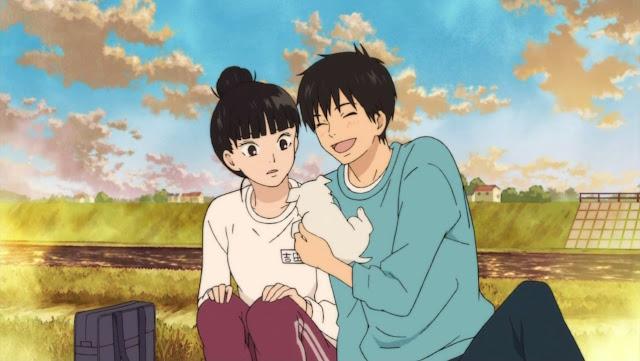El manga de Kimi ni Todoke tendrá un tercer capítulo spinn off en marzo!!