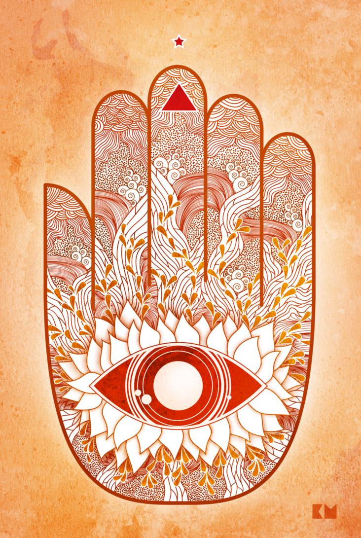 Hand Von Fatima
