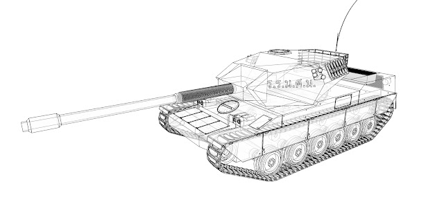 Helios Labs: Technical Illustration :: Stingray Tank