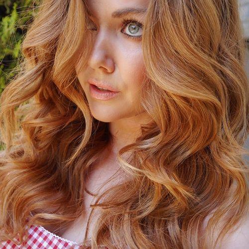 40 fresh copper blonde hair colour hairstyles hairstylo copper blonde hair color 4 urmus Image collections
