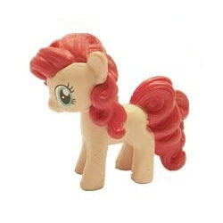 My Little Pony Busy Book Figure Pinkie Pie Figure by Phidal