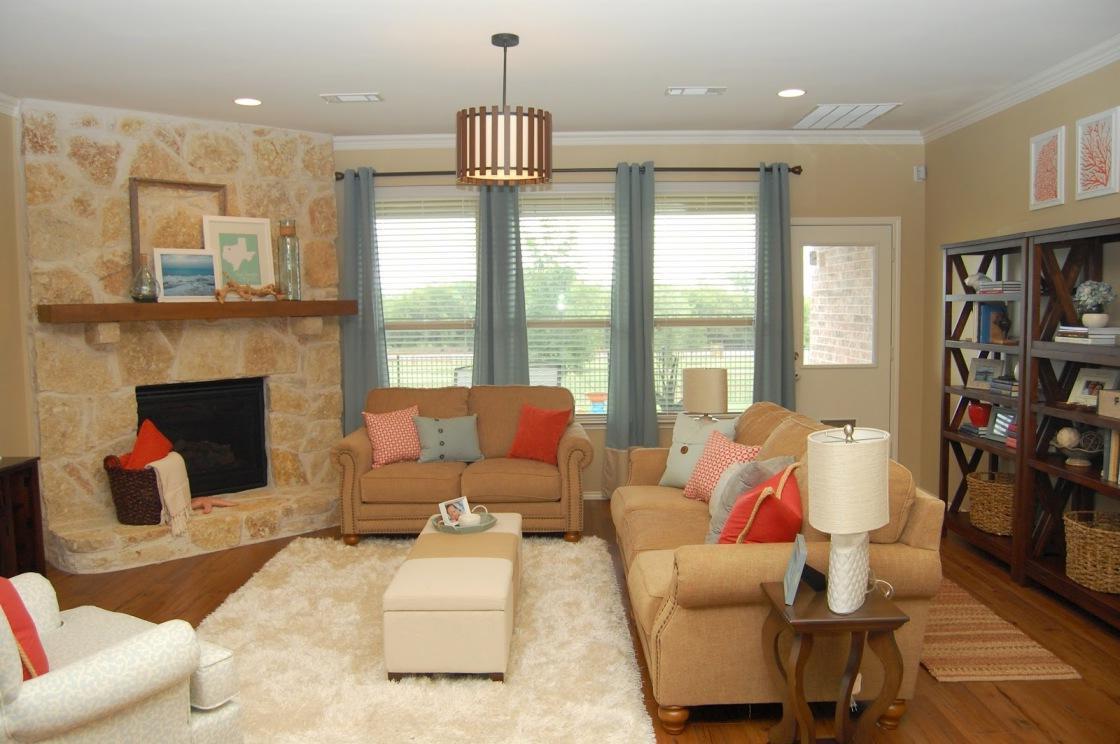 50 Desain Interior Terbaik Ruang Keluarga Sempit - Rumahku ...