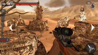 Mountain Sniper Shooting 3D Mod Apk Free Download For Android