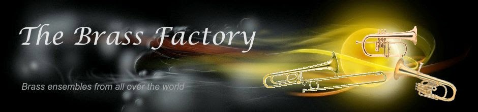 The Brass Factory, news and updates of brass ensembles from all over the world.