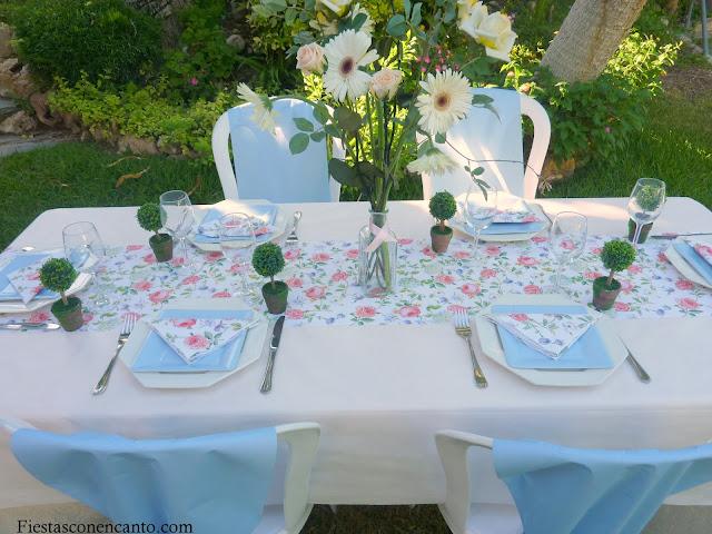 Fiestas con encanto Buffet bautizo o comunin econmico