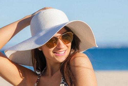 Sunglasses as a fashion accessory